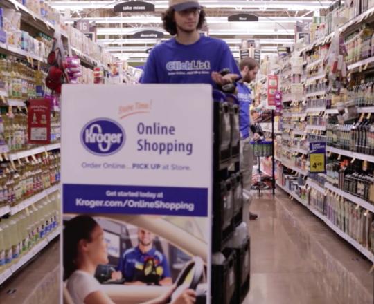 Kroger ClickList - Online Shopping