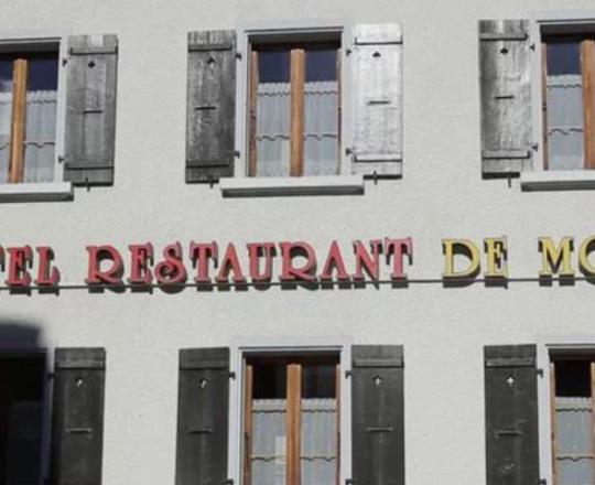 Hotel de Moiry - Grimentz, Switzerland