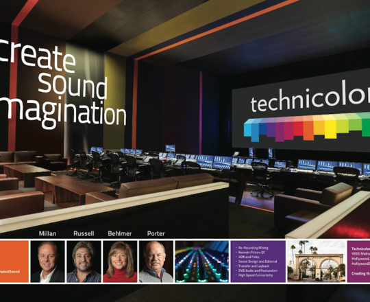 Technicolor CES Overview