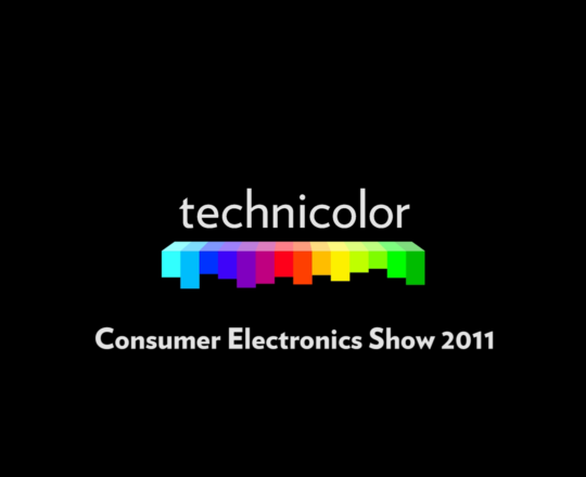 2011 Technicolor CES Overview video